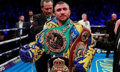 VIDEO - LOMACHENKO s'impose sur CAMPBELL et unifie les ceintures WBC, WBA et WBO