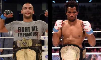 Mansour Barnaoui vs Ivan Buchinger - Full Fight Video - M-1 Challenge 62