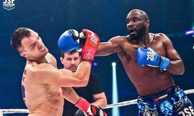 FIGHT NIGHT ST Tropez 6 - Abdallah MABEL intègre le tournoi des -81kg !