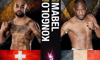 Yoann KONGOLO vs Abdallah MABEL - Un duel de Choc en plus au Fight Legend Geneva !