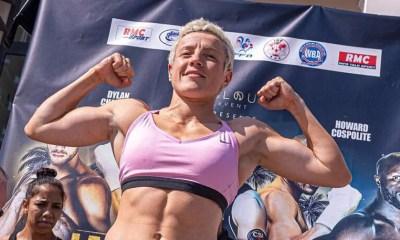 VIDEO - No Limit 9 - Maiva HAMADOUCHE stoppe Janeth PEREZ sur TKO
