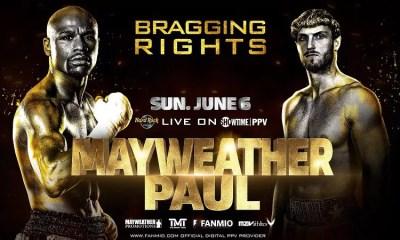 Floyd Mayweather et Logan Paul officialisent un combat d'exhibition pour le 20 février