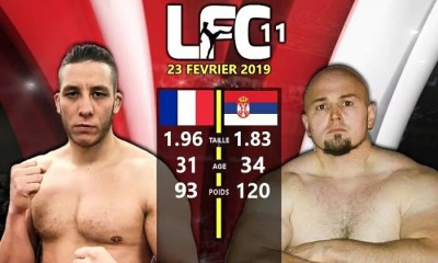 Malik MERAD de retour sur les rings Lyonnais pour le LFC 11
