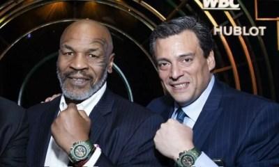 Le président de la WBC, Mauricio Sulaiman, est prêt à donner une licence à Mike Tyson pour son retour