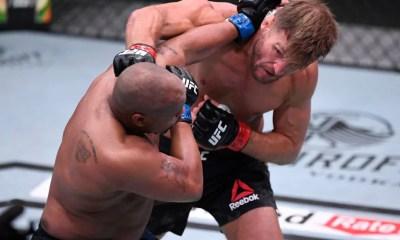 Stipe Miocic remporte la belle face à Daniel Cormier à l'UFC 252
