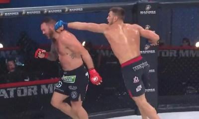 Vidéo - Vadim Nemkov détruit Ryan Bader et prend la ceinture des LHW