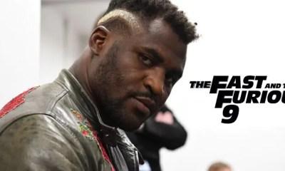 Vidéo - Francis Ngannou dans le nouveau Teaser de Fast and Furious 9
