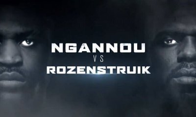 UFC 249 - Nouvelle Promo FERGUSON vs GAETHJE et NGANNOU vs ROZENSTRUIK - VIDEO