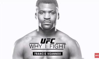 REPORTAGE Francis NGANNOU - Pourquoi je combats - VIDEO