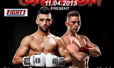 Giorgio Petrosyan vs Enriko Kehl - Fight Video - 2015