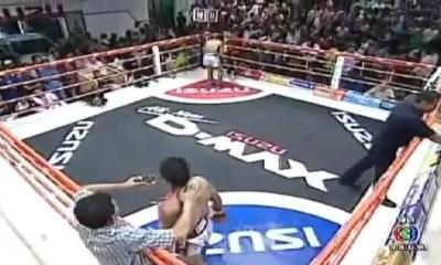 Yohan Lidon vs Karim Ghajji 2 - Video F-1 World MAX.