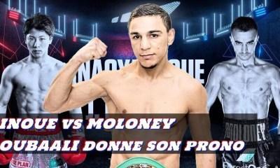 Nordine Oubaali donne son prono sur le combat Inoue vs Moloney