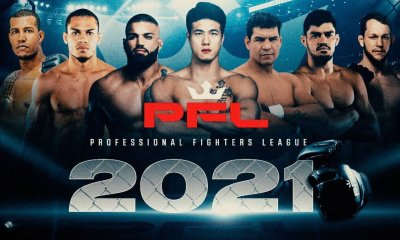 PFL MMA 2021 - Résultats et classements