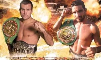 Fabio Pinca vs Mehdi Zatout - Full Fight Video Warriors Night 2