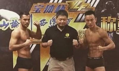 Fabio Pinca vs Tie Yinghua - Full Fight Video - Glory of Heroes WLF
