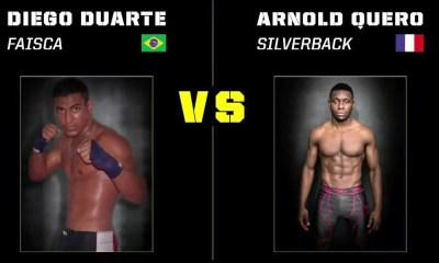 Arnold Quero vs Diego Duarte - Full Fight Video - FIGHT NIGHT 2016