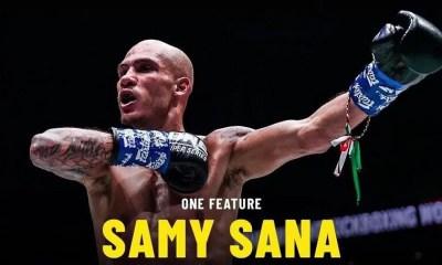Samy Sana veut montrer que c'est lui 'le Boss'