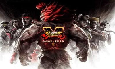 Street Fighter V Arcade Edition - Video Trailer 2018