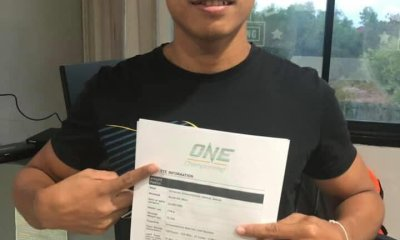 SITTHICHAI Sitsongpeenong signe avec le ONE Championship