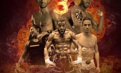 TEK FIGHT 3 - GALAOUI et son équipe de retour le 15 fevrier