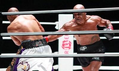Tyson vs Jones - Video HL du combat