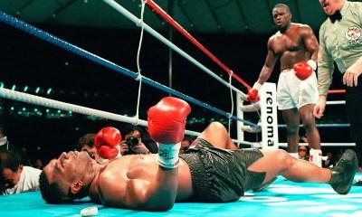 REPLAY - Quand Mike Tyson encaissait sa première défaite et son premier KO par Buster Douglas