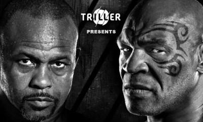 Mike Tyson vs Roy Jones - La durée des rounds a été modifiée.