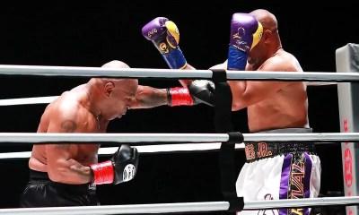 Mike Tyson vs Roy Jones - Vidéo du combat