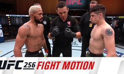 UFC 256 Slow Motion - Revivez les victoires de Ciryl Gane et Charles Oliveira