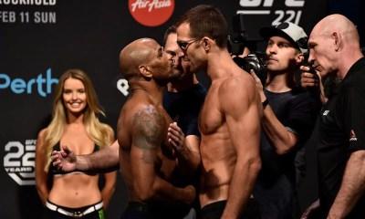 UFC 221 - ROMERO vs ROCKHOLD - Les Résultats