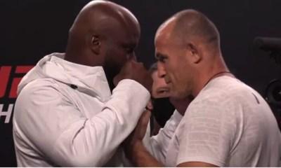 UFC Vegas 6 - Vidéo et résultats de la pesée