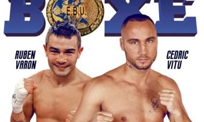 Cédric VITU vs Ruben VARON - Full Fight Video - Fight and Furious