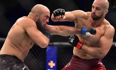 UFC - Volkan OEZDEMIR signe un KO dévastateur sur Ilir LATIFI - VIDEO