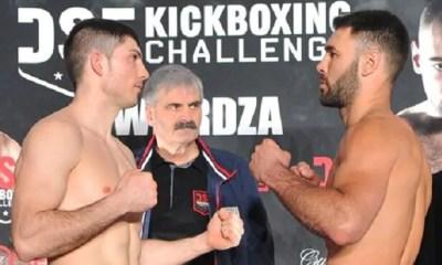 Yohan LIDON vs Sergej BRAUN - Combat de Kickboxing - Fight Video