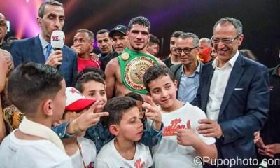 Youssef BOUGHANEM élu combattant de l'année par la WBC Muay Thai