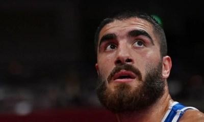 Mourad Aliev disqualifié pour des coups de tête à répétition aux JO de Tokyo