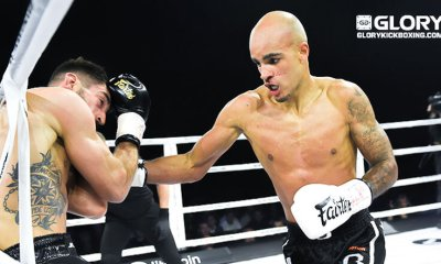 Tyjani Beztati vs Elvis Gashi pour la ceinture des -70kg au GLORY 78