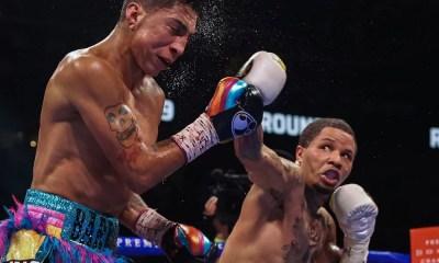 Gervonta Davis réalise 3 knockdowns sur Mario Barrios avant de s'imposer par TKO