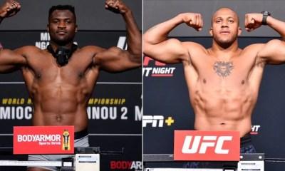 Francis Ngannou vs Ciryl Gane à Paris, le scenario idéal selon l'UFC