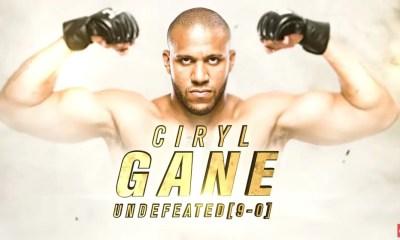 UFC 265 - Ciryl Gane vs Derrick Lewis - Vidéo Promo