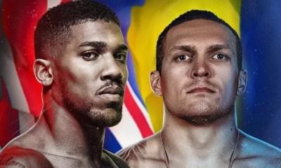 La WBO ordonne le combat Joshua vs Usyk