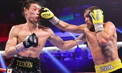 Video - Vasyl Lomachenko stoppe Nakatani par TKO à la 9eme