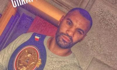 Boxe: Nicolas Wamba décroche la ceinture de champion de France