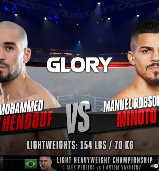 Mohammed hendouf