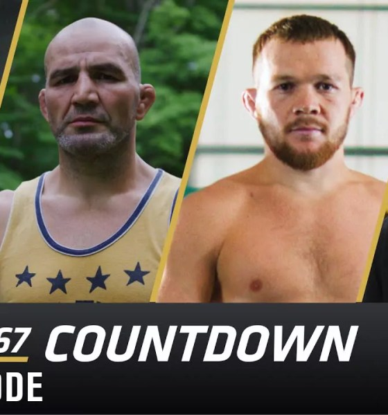 UFC 267 Countdown