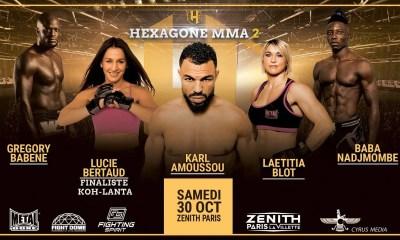 Hexagone MMA 2