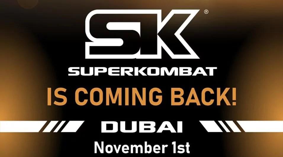 Superkombat - Dubai