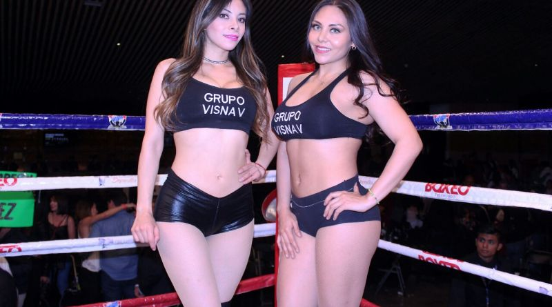 Cortesía de All Star Boxing y Producciones Deportivas…