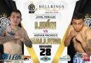 """#Bellrings Promotions presenta el jueves 28 a Jafel Perales en """"su"""" #Tlalnepantla"""