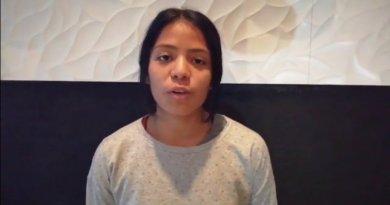 #VIDEO / Metas y anhelos de la niña Regina Chávez Priego; pelea este sábado en #Foro360
